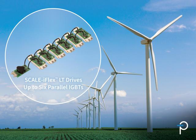 파워 인테그레이션스(Power Integrations)의 새로운 SCALE-iFlex LT 플러그 앤 플레이 게이트 드라이버, EconoDUAL IGBT 모듈 성능 20% 향상